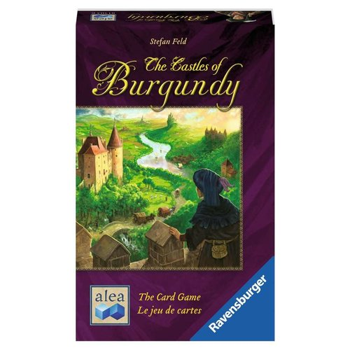 Ravensburger CASTLES OF BURGUNDY CARD GAME