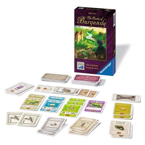 Ravensburger CASTLES OF BURGUNDY CARD GAME