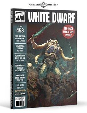Games Workshop WHITE DWARF 453