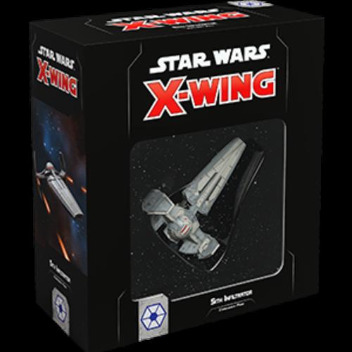 Fantasy Flight Games SW X-WING 2E SITH INFILTRATOR