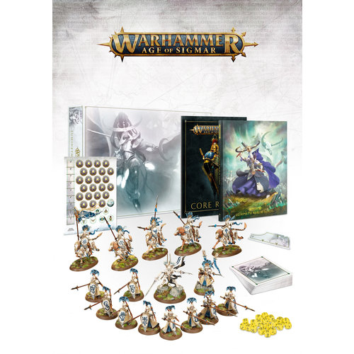Games Workshop LUMINETH REALM-LORDS LAUNCH SET