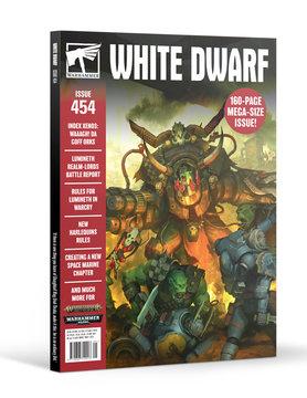 Games Workshop WHITE DWARF 454