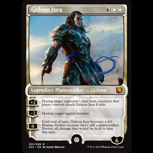Wizards of the Coast MTG: SPELLBOOK - GIDEON
