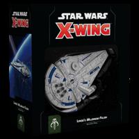 SW X-WING 2E LANDOS MILLENIUM