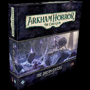 Fantasy Flight Games ARKHAM HORROR LCG: THE DREAM-EATERS EXPANSION