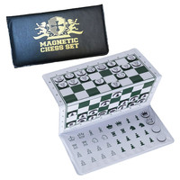 CHESS TRAVEL CHECKBOOK