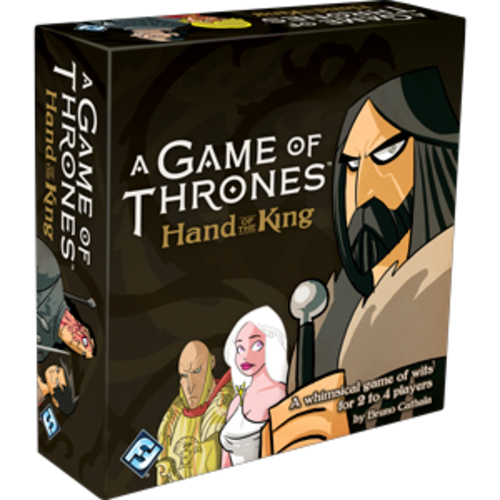 Fantasy Flight Games GAME OF THRONES: HAND OF THE KING