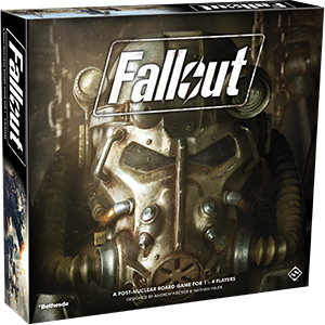 Fantasy Flight Games FALLOUT BOARD GAME