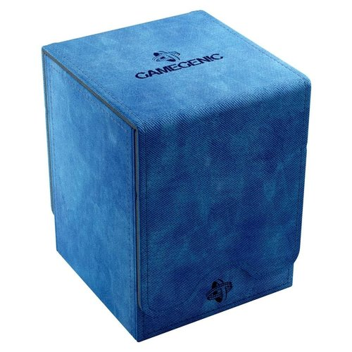 GAMEGENIC DECK BOX: SQUIRE 100+ BLUE