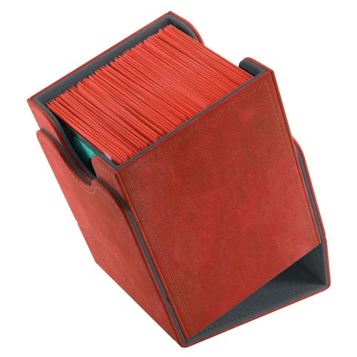 GAMEGENIC DECK BOX: SQUIRE 100+ RED