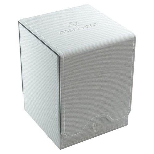 GAMEGENIC DECK BOX: SQUIRE 100+ WHITE