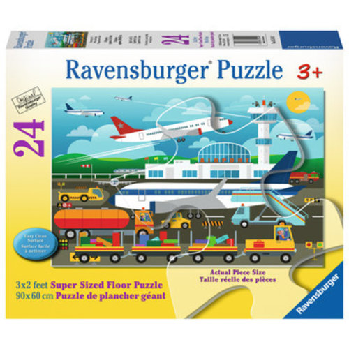 Ravensburger RV24(FL) PREPARING TO FLY