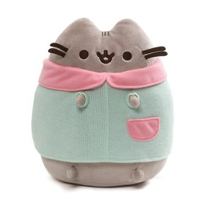 Gund PUSHEEN WINTER 9""
