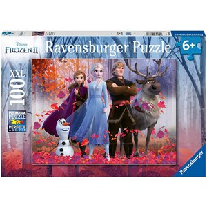 Ravensburger RV100 DISNEY FROZEN 2 MAGIC OF THE FOREST