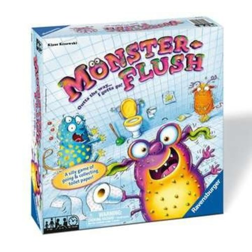 Ravensburger MONSTER FLUSH