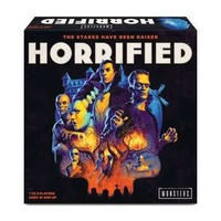 HORRIFIED (UNIVERSAL MONSTERS)