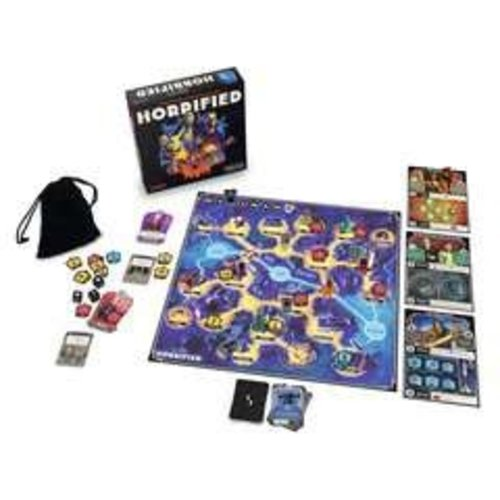 Ravensburger HORRIFIED (UNIVERSAL MONSTERS)