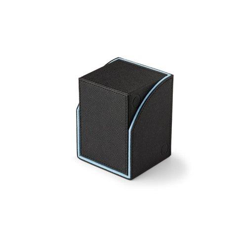 Arcane Tinmen DECK BOX: DRAGON SHIELDS: NEST - BLACK / BLUE