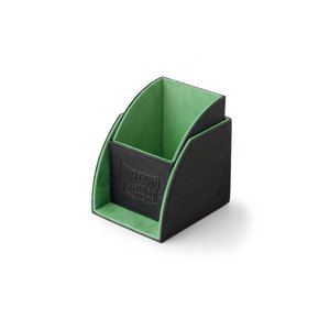 Arcane Tinmen DECK BOX: DRAGON SHIELDS: NEST - BLACK / GREEN