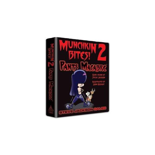 Steve Jackson Games MUNCHKIN BITES 2: PANTS MACABRE