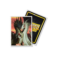 DECK PROTECTOR: DRAGON SHIELDS: ART - VALENTINE