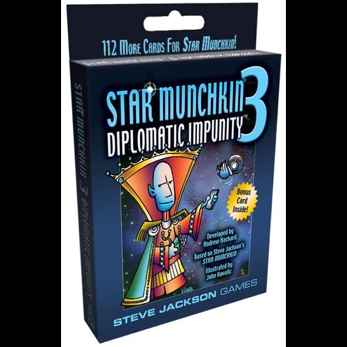 Steve Jackson Games MUNCHKIN STAR 3: DIPLOMATIC IMP