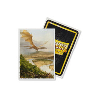 DECK PROTECTOR: DRAGON SHIELDS: ART - THE OXBOW
