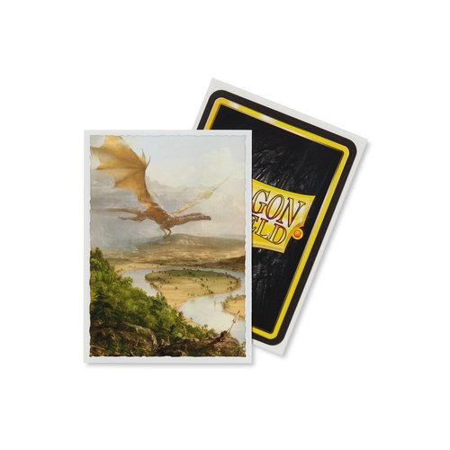 Arcane Tinmen DECK PROTECTOR: DRAGON SHIELDS: ART - THE OXBOW