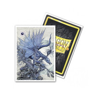 DECK PROTECTOR: DRAGON SHIELDS: ART MATTE - SEER OF THE GOD HAND (100)