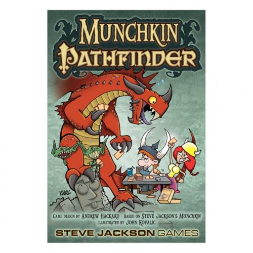 Steve Jackson Games MUNCHKIN: PATHFINDER