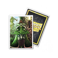 DECK PROTECTOR: DRAGON SHIELDS: ART MATTE - KING MOTH