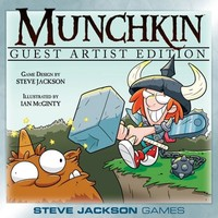 MUNCHKIN: GUEST ARTIST DELUXE EDITION