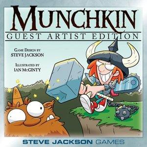 Steve Jackson Games MUNCHKIN: GUEST ARTIST DELUXE EDITION