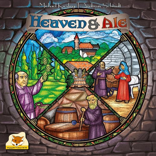 Eggertspiele HEAVEN AND ALE