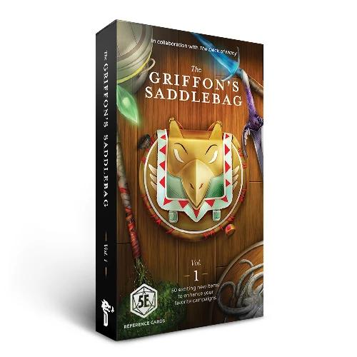 Hit Point Press THE GRIFFON'S SADDLEBAG VERSION 1