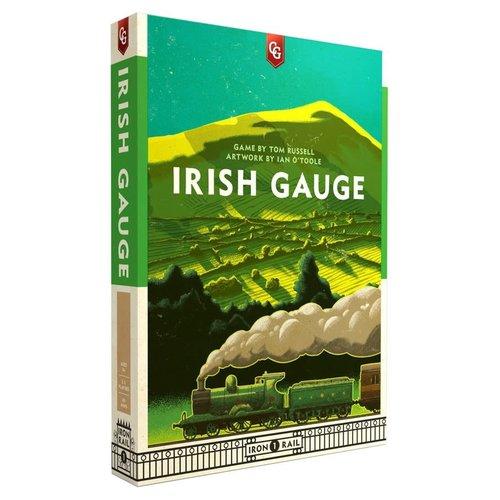 Capstone Games IRON RAILS - IRISH GAUGE