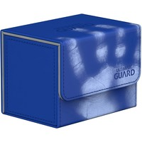 DECK BOX: SIDEWINDER 80+: CHROMIASKIN BLUE