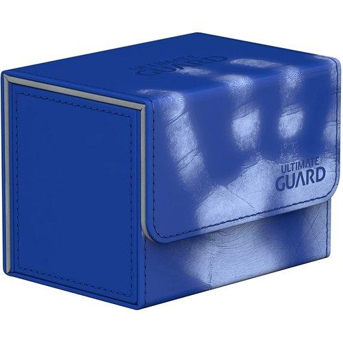 Ultimate Guard DECK BOX: SIDEWINDER 80+: CHROMIASKIN BLUE