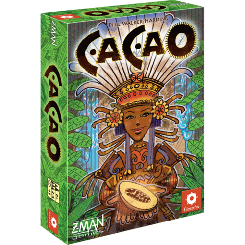 Z-Man Games CACAO