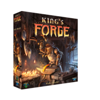 KING'S FORGE 3RD ED