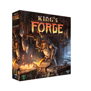 Game Salut KING'S FORGE 3RD ED