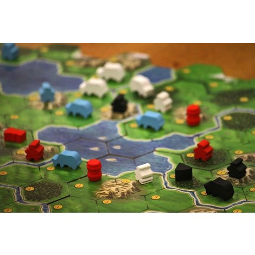 Karma Games CLANS OF CALEDONIA