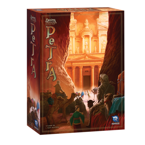 Renegade Games Studios PASSING THROUGH PETRA