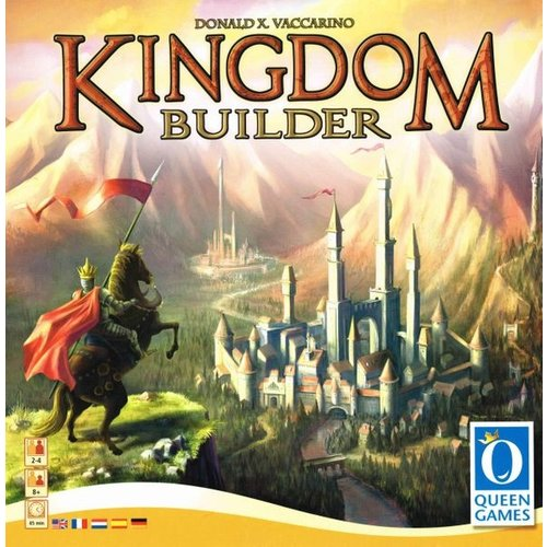 Queen Games KINGDOM BUILDER