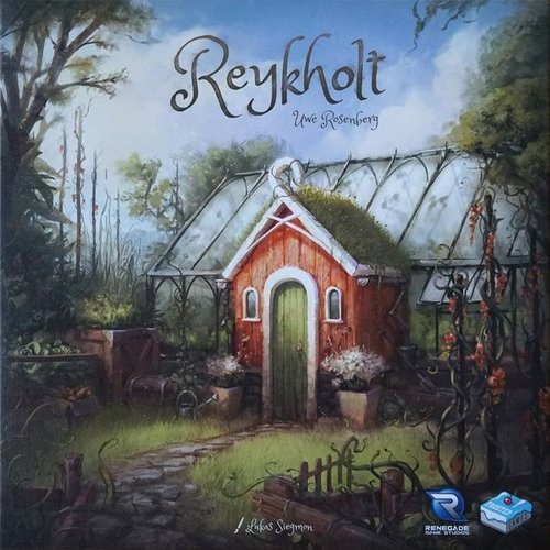 Renegade Games Studios REYKHOLT