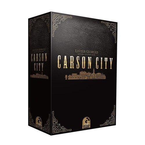 Capstone Games CARSON CITY BIG BOX