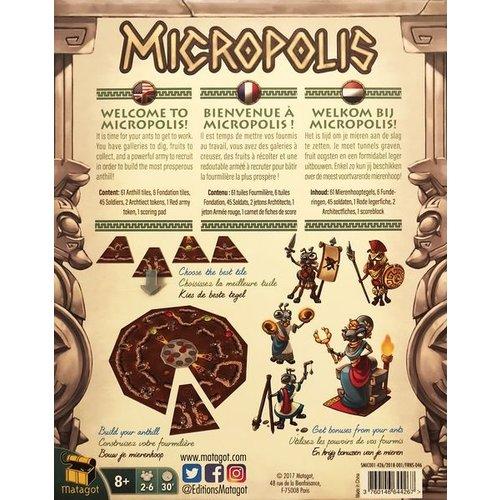 Asmodee MICROPOLIS