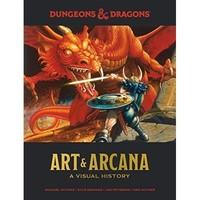 D&D: ART & ARCANA REGULAR EDITION