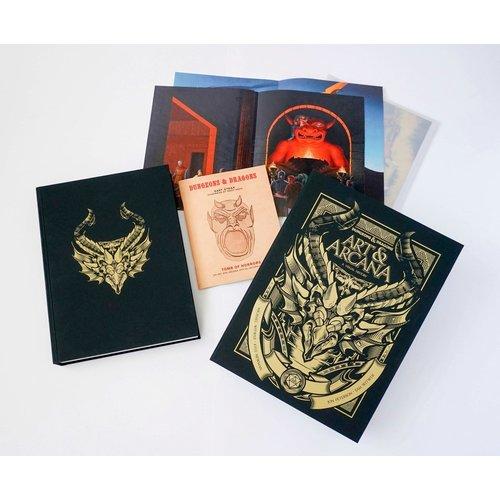 Ten Speed Press D&D: ART & ARCANA SPECIAL EDITION