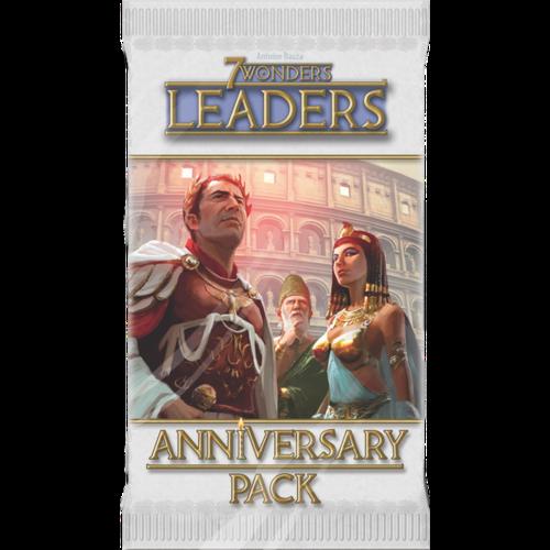Asmodee 7 WONDERS LEADERS ANNIVERSARY PACK